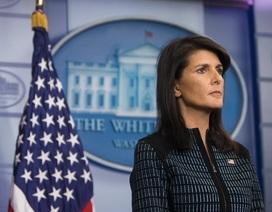 Đại sứ Mỹ tại Liên Hợp Quốc bất ngờ từ chức