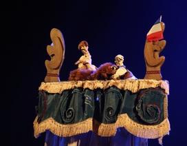 Khai mạc Liên hoan múa rối quốc tế 2018 tại Hà Nội