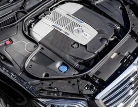 Mercedes-AMG loại bỏ động cơ V12