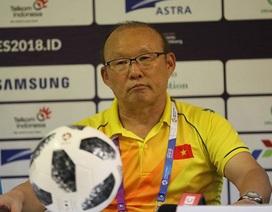 HLV Park Hang Seo chốt danh sách sơ bộ đội tuyển Việt Nam dự AFF Cup 2018