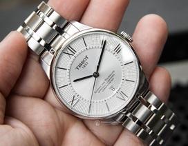 Đồng hồ Tissot Powermatic 80, thời gian trữ cót gấp 2