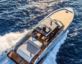 Du thuyền cao tốc sang trọng nhất thế giới với giá 24 tỉ đồng trông như thế nào?
