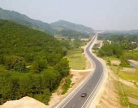 Toàn cảnh tuyến BOT nghìn tỷ nối Hòa Lạc-Hòa Bình một ngày trước khi thông xe
