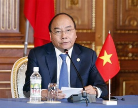 Thủ tướng bày tỏ quan ngại về tình hình Biển Đông tại Hội nghị Mekong - Nhật Bản