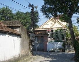 Sửa loa phát thanh phường, Bí thư thôn bị điện giật tử vong