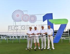 Giải FLC Group - 17th Anniversary Golf Tournament chính thức khởi tranh