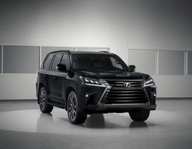 Lexus ra phiên bản đặc biệt, giới hạn số lượng do dòng LX