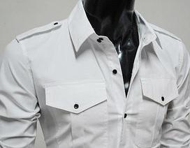 Theo bạn, nút khuy cài trên vai áo để làm gì?