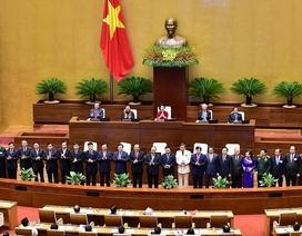 Chất vấn về tín nhiệm của các Bộ trưởng chờ Thủ tướng trả lời