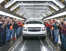 Lãi lớn, GM vẫn cắt giảm 1/3 nhân công tại Bắc Mỹ