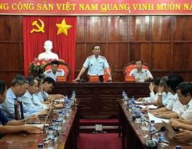 Công bố quyết định thanh tra trách nhiệm của Chủ tịch tỉnh Bình Phước