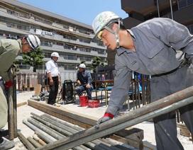 """""""Cơn khát"""" lao động nước ngoài tại Nhật Bản"""