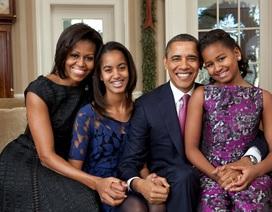 Bà Obama trải lòng việc sinh 2 con gái bằng thụ tinh trong ống nghiệm