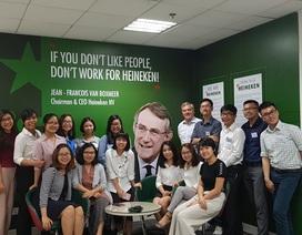 Câu chuyện tuyển dụng tại một trong những nơi làm việc tốt nhất châu Á