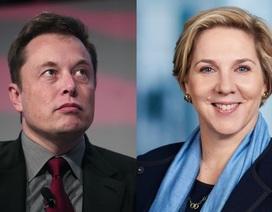 Tesla đã tìm được người thay tỷ phú Elon Musk