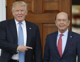 Sau Bộ trưởng Tư pháp, ông Trump có thể sắp sa thải Bộ trưởng Thương mại