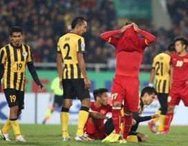 Bóng đá Việt Nam và những ký ức buồn khi đối đầu với Malaysia ở các trận knock-out