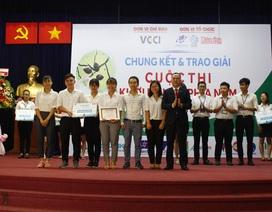 Đại học Mở TPHCM chiến thắng cuộc thi Sinh viên khởi nghiệp phía Nam 2018
