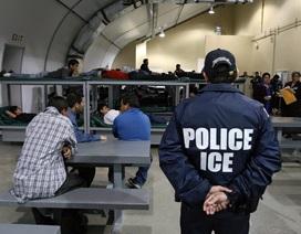 Mỹ bắt giữ số người nhập cư trái phép kỷ lục