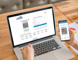 Thanh toán vé tàu Tết 2019 bằng QR Pay, dễ có vé và giá rẻ hơn