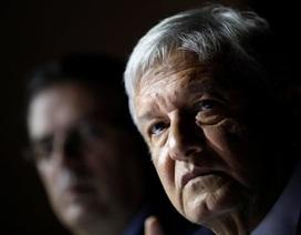 Tổng thống đắc cử Mexico quyết không dùng chuyên cơ 392 triệu USD
