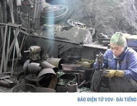 Điêu khắc than đá - Nghề độc đáo ở Quảng Ninh