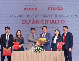 DKRA Việt Nam phân phối độc quyền dự án CitiAlto