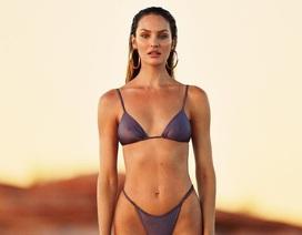 Candice Swanepoel quyến rũ với bikini