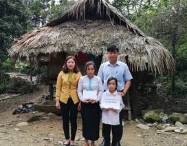 Hơn 51 triệu đồng đến với 2 mẹ con người dân tộc Tày