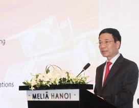 Bộ trưởng Bộ TT&TT: Việt Nam sẽ là một trong những nước đầu tiên thế giới có 5G