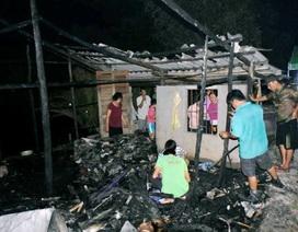 Bé gái 11 tuổi tử vong trong ngôi nhà cháy rụi