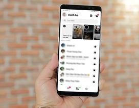 Facebook Messenger 4 đã đến tay người dùng Việt