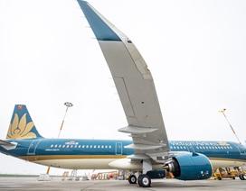 """Vietnam Airlines """"trình làng"""" máy bay Airbus 321neo hiện đại nhất"""