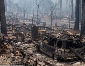 """Thị trấn ở California hoang tàn như """"ngày tận thế"""" sau thảm họa cháy rừng"""