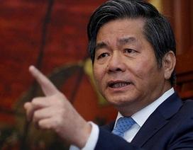 Vụ AVG: Đề nghị Ban Bí thư kỷ luật nguyên Bộ trưởng KH-ĐT Bùi Quang Vinh