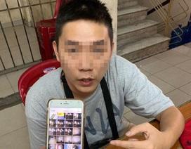 Xử phạt du khách nước ngoài vẽ bậy, bôi bẩn phố Tây Sài Gòn