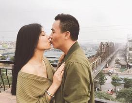 """Hôn phu MC Hoàng Linh: """"Vợ chồng chỉ giận hờn nhau, tính Linh sống rất cảm xúc"""""""