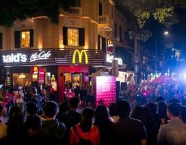 """Việt Nam thu hút các """"ông lớn"""" ngành thức ăn nhanh thế giới"""