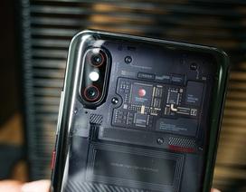 Cận cảnh mẫu smartphone Xiaomi có cảm biến vân tay đầu tiên ở Việt Nam