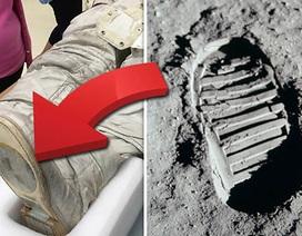NASA có giả mạo dấu giày của Neil Armstrong trên Mặt Trăng?