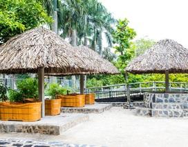 """"""" Lý – Tưởng"""" với dịch vụ tắm bùn khoáng tại khu nghỉ dưỡng Villa H2O"""