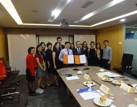 Trường ĐH Hà Nội hợp tác và đảm bảo cơ hội việc làm ngành Kế toán Ứng dụng