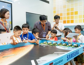 Sôi động trước thềm cuộc thi Robotics Quốc tế WRO 2018