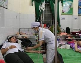 Hơn 150 công nhân nhập viện sau khi dùng cơm trưa?