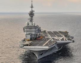 Uy lực tàu sân bay hạt nhân duy nhất của châu Âu