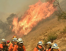 Số người mất tích trong vụ cháy rừng thảm khốc ở California tăng vọt
