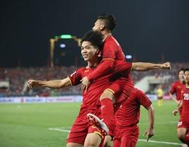 Đội tuyển Việt Nam lên đường sang Myanmar, quyết lấy vé bán kết