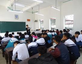 Trường THPT Ý Yên hướng đến việc dạy nghề ngay trên ghế nhà trường