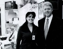 Cựu thực tập sinh Nhà Trắng mở lòng về cuộc tình vụng trộm với Bill Clinton