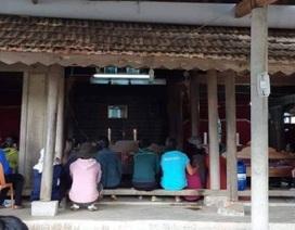 Hai bố con tử vong vì tai nạn, gia đình nghèo không mua nổi quan tài